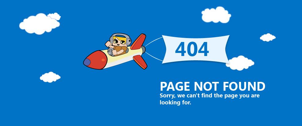 No Page Found1